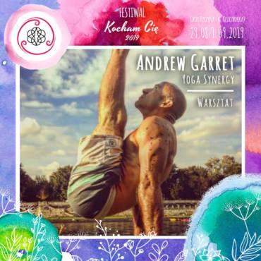Andrew Garrett