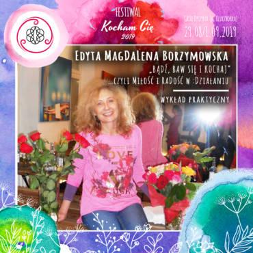 Edyta Magdalena Borzymowska