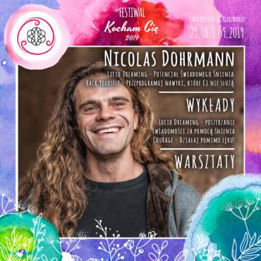 Nicolas Dohrmann