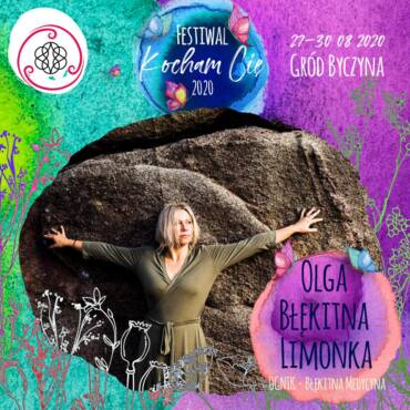 Olga Błękitna Limonka