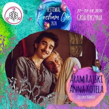 Aram Rajski, Anna Kotela