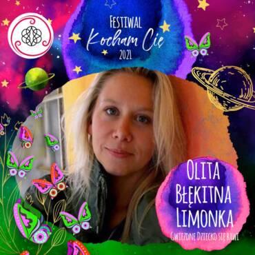 Olita Błękitna Limonka